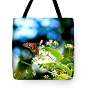Monarch Butterfly I Tote Bag