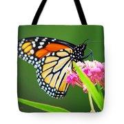 Monarch Butterfly Simple Pleasure Tote Bag