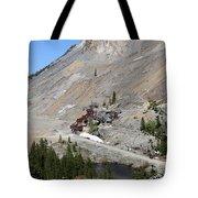 Monarch Mine - Monarch Pass Colorado Tote Bag