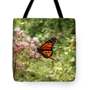 Monarch Of The North Tote Bag