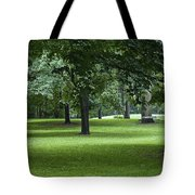 Monarch Park - 26 Tote Bag
