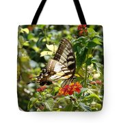 Monarch Pause Tote Bag