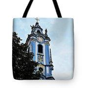 Monastic Church Tote Bag