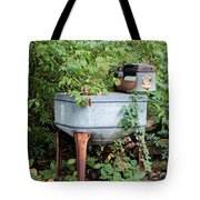 Monday Is Laundry Day Tote Bag