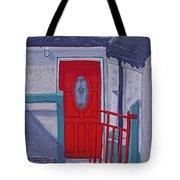 Monedarragh Back Door And Gate Tote Bag
