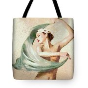 Monet Movement Tote Bag