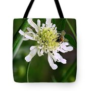 Monet's Garden Bee. Giverny Tote Bag