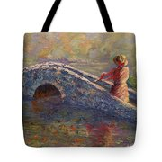 Monet's Lady Tote Bag