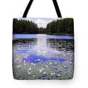 Monet's Prelude Tote Bag