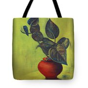 Money Plant - Still Life Tote Bag