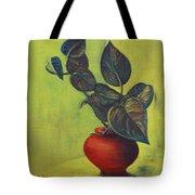 Money Plant - Still Life Tote Bag