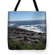 Monhegan Island Tote Bag