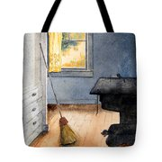 Monhegan Kitchen Tote Bag