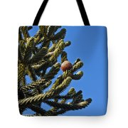 Monkey Puzzle Tree A Tote Bag