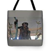 Monkey Tree  Tote Bag