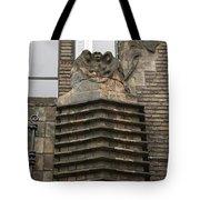 Monkeys And Elephant Amsterdam Tote Bag