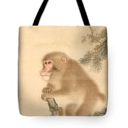 Monkeys Tote Bag