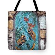 Monkey's Mosiac 03 Tote Bag