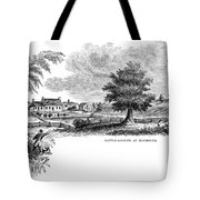 Monmouth Battlefield Tote Bag