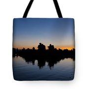 Mono Lake California Tote Bag