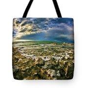 Mono Lake Tufa Peaceful View Tote Bag