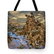 Mono Lake Tufa Reef Tote Bag