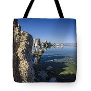 Mono Lake Tufas 3 Tote Bag