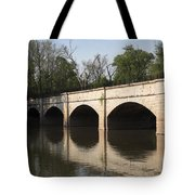 Monocacy Aqueduct On The C And O Canal In Maryland Tote Bag