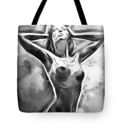 Monochromatic Tote Bag