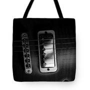 Monochrome Yamaha 2 Tote Bag