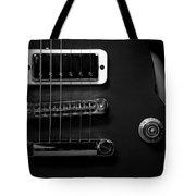 Monochrome Yamaha 3 Tote Bag