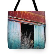 Monroe Co. Michigan Barn Tote Bag