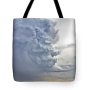 Monster Cloud Country Tote Bag