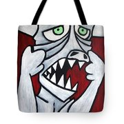 Monsters Afaid Of Monsters Tote Bag