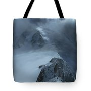 Mont Blanc Storm Tote Bag