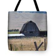 Montana Barn Tote Bag