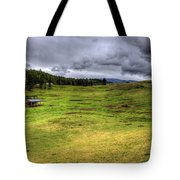 Montana Breeding Ground Tote Bag