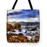 Montana Da Oro San Luis Obispo State Park Tote Bag
