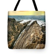 Montana De Oro Shore Tote Bag
