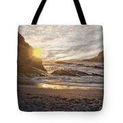 Montana De Oro Sunset II Tote Bag