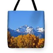 Montana Fall Tote Bag