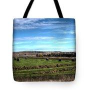 Montana Hayfield Tote Bag