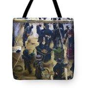 Montana Justice   January 14 1864 Tote Bag