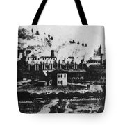 Montana Smelting, 1880s Tote Bag