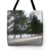 Montana Weather Report Tote Bag