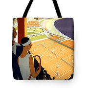 Monte-carlo - Travel Poster For Plm - 1930 Tote Bag