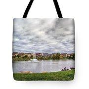 Montecito Subdivision Tote Bag
