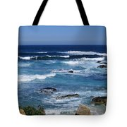 Monterey-9 Tote Bag