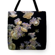 Monterey Aquarium Jellyfish Tote Bag