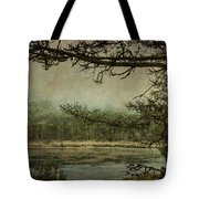 Monterey Bay - The Other Side Tote Bag